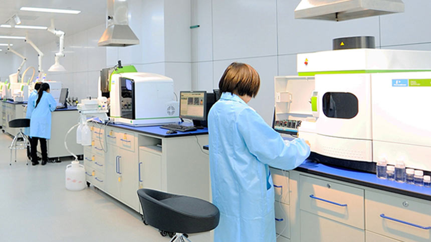 PerkinElmer's Customer Knowledge Center in Beijing