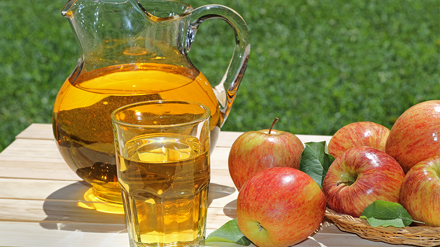 High Levels Of Arsenic May Be In Your Apple Juice
