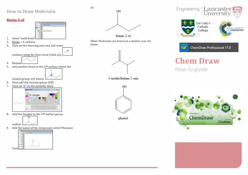Chem Draw