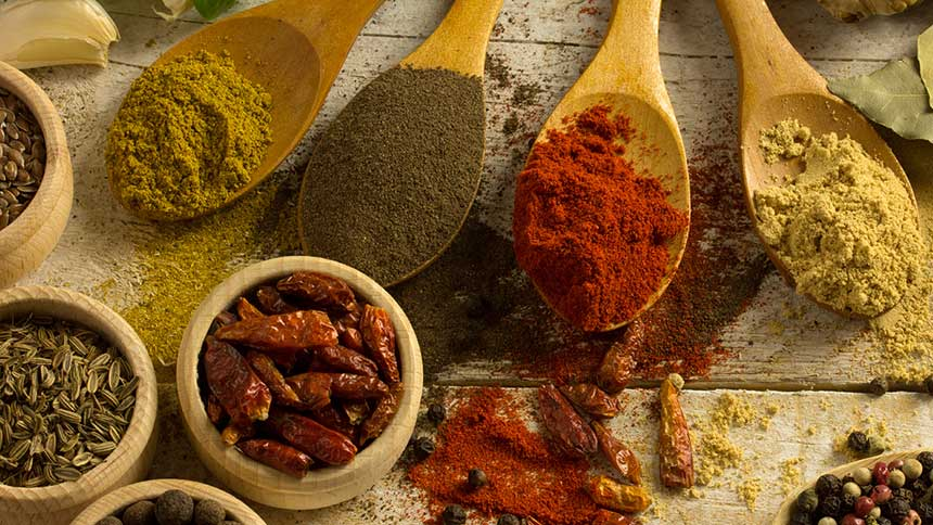 Ensuring the Safety of Common Spices
