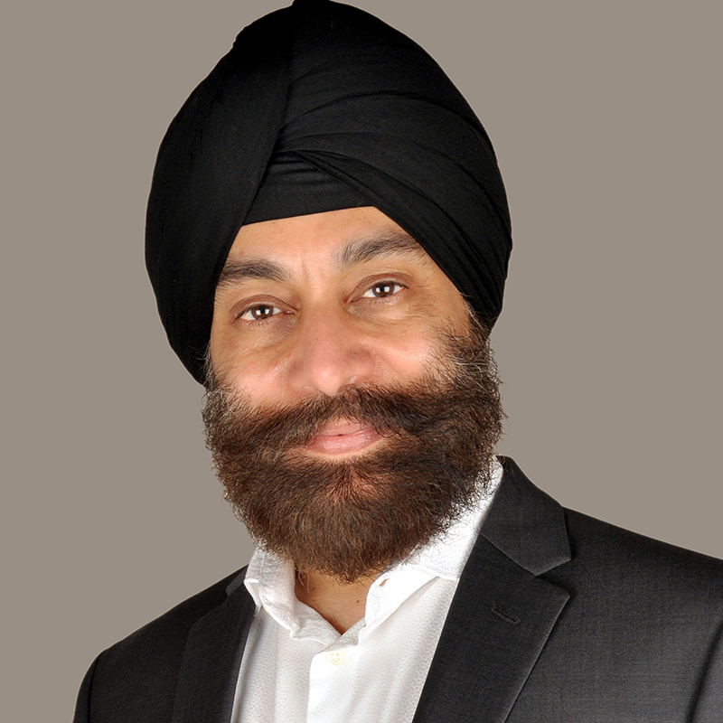Tajinder Vohra, Senior Vice President, Global Operations