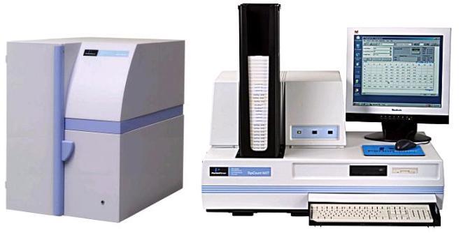 liquid scintillation counters