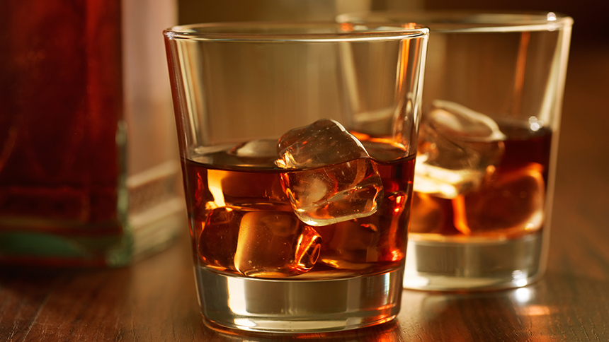 Detecting Counterfeit Whisky