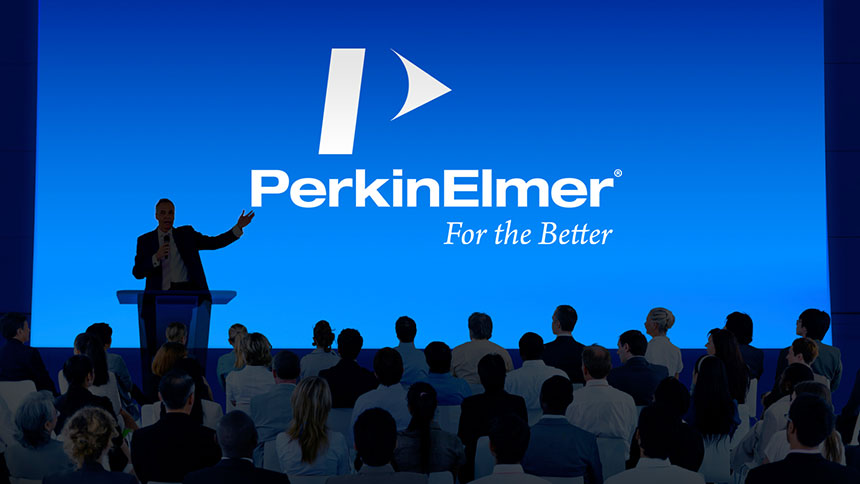 PerkinElmer financial presentations